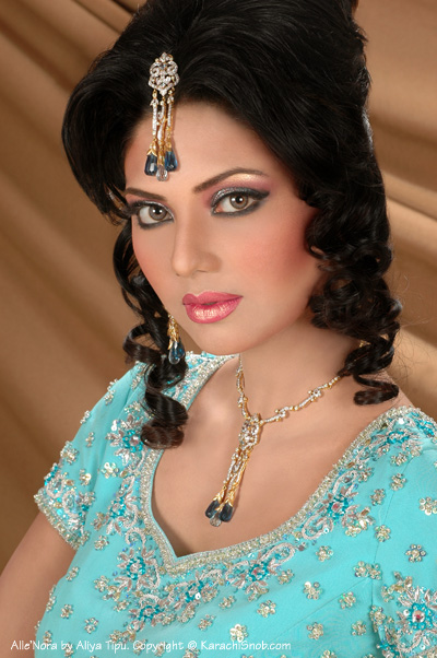 indian bridal makeup photos. on Indian bridal make-up