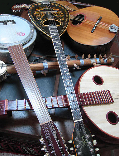 Musical Instruments Stores in Karachi